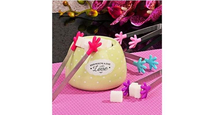 El Figürlü Şeker Maşası