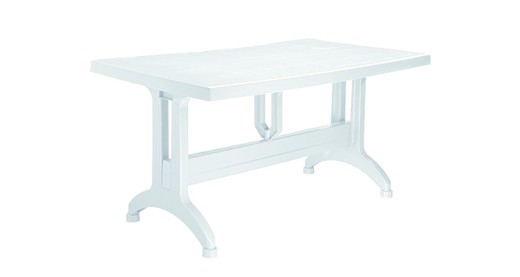 Plastik ayaklı masa