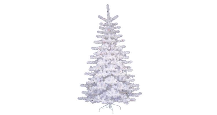 180cm  Beyaz Yılbaşı Ağacı