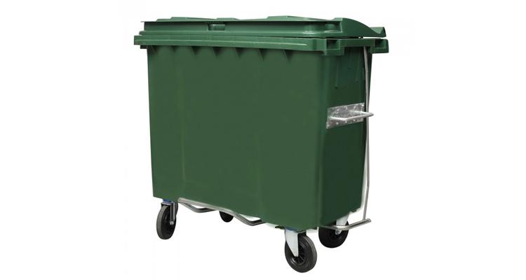 770lt çöp KONTEYNERİ
