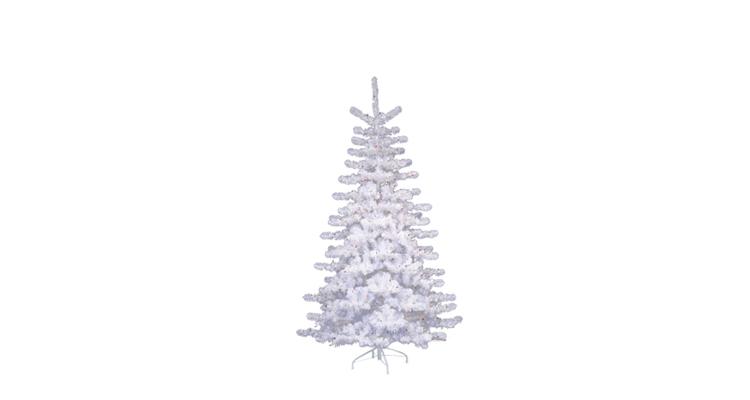 100cm  Beyaz Yılbaşı Ağacı